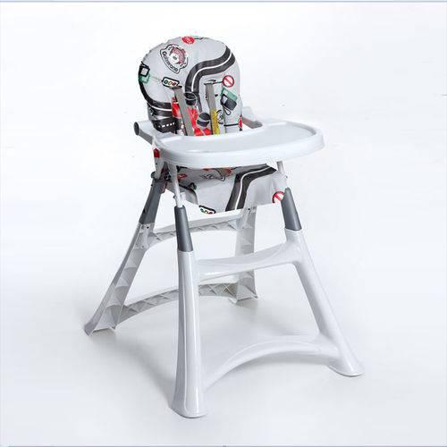 Cadeira Refeição Galzerano Alta Premium Formula Baby 5070fb