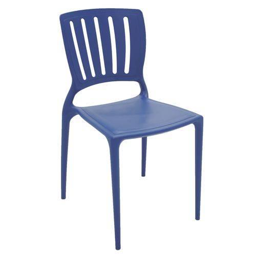 Cadeira Sofia Encosto Vertical Sem Braços Mariner SUMMA - TRAMONTINA