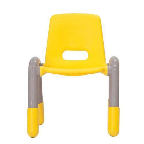 Cadeira Square Grande - Amarela