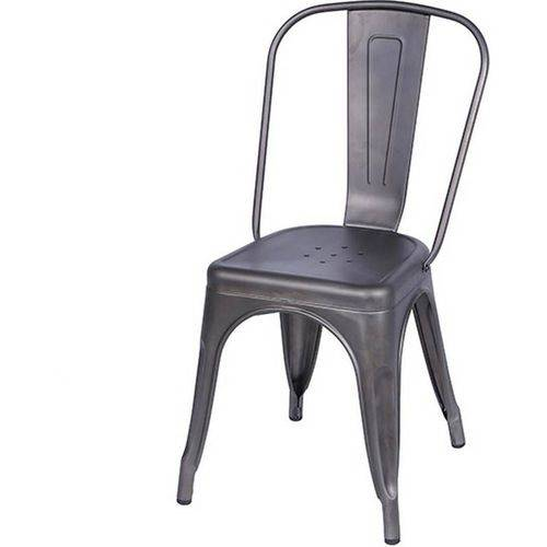 Cadeira Tolix Bronze Or Design
