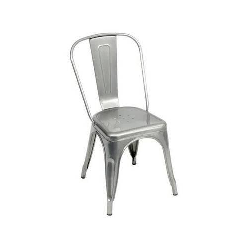 Cadeira Tolix Iron - Prata