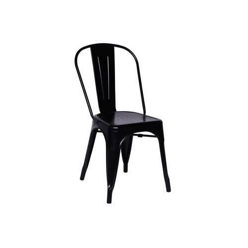 Cadeira Tolix Iron - Preta