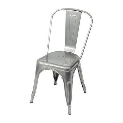 Cadeira Tolix Prata 1117 ÓR Design
