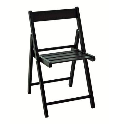 Cadeira Tramontina Dobrável de Madeira Tauari Tabaco Aconchego