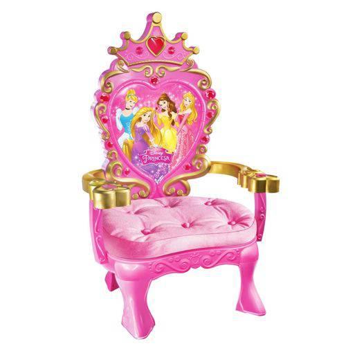 Cadeira Trono Encantado Princesas Disney - Líder Brinquedos