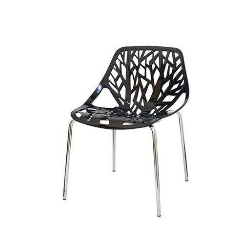 Cadeira Veneziana Preta