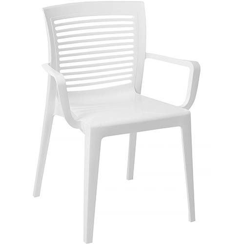 Cadeira Victoria Vazada Branca - Tramontina