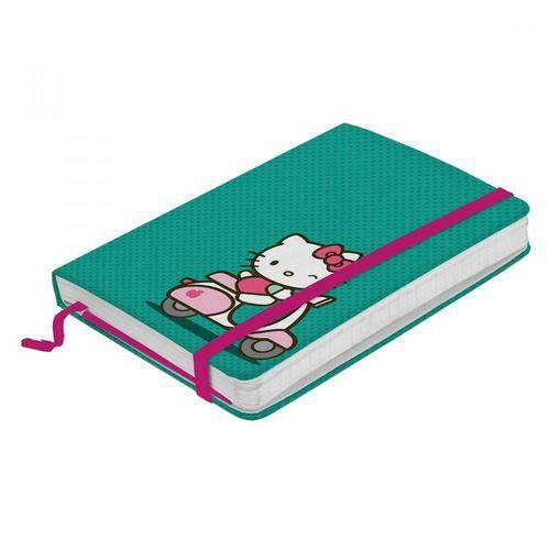 Caderneta de Anotação Hello Kitty Riding a Bike