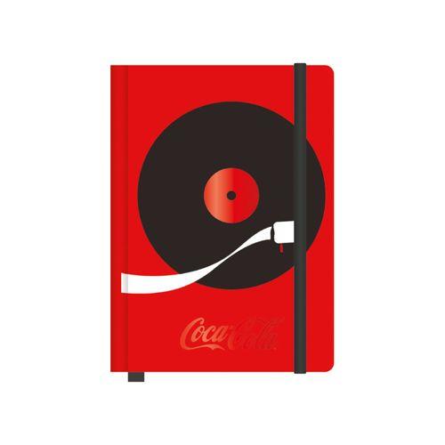 Caderneta Disco de Vinil Pequena