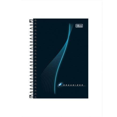 Caderneta Espiral Capa Flexível Organizer 96 Folhas Tilibra