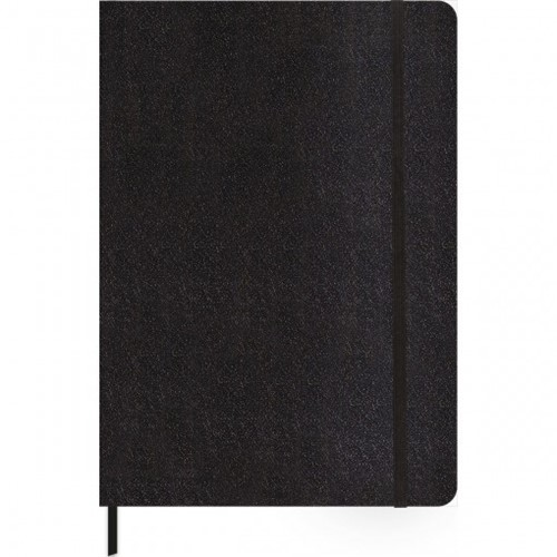 Caderneta Executiva Costurada Capa Dura Fitto M Sem Pauta Cambridge 80 Folhas