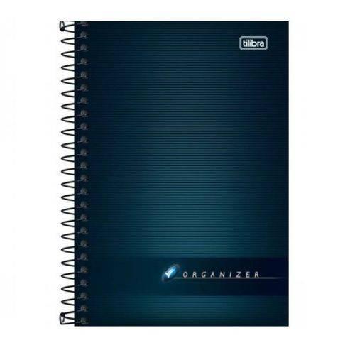 Caderneta Flexível Tilibra Organizer 96 Folhas