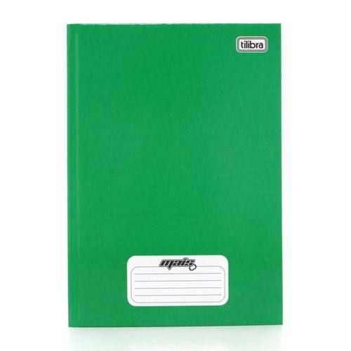 Caderno 1/4 Mais Costurado 48 Folhas Tilibra