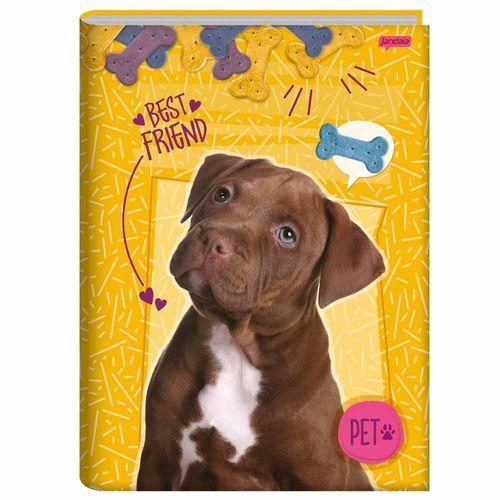 Caderno Brochurão Pet 96 Folhas Jandaia 1017339
