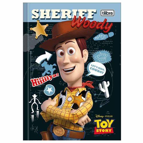 Caderno Brochura 1/4 Toy Story 96 Folhas Tilibra 1009224