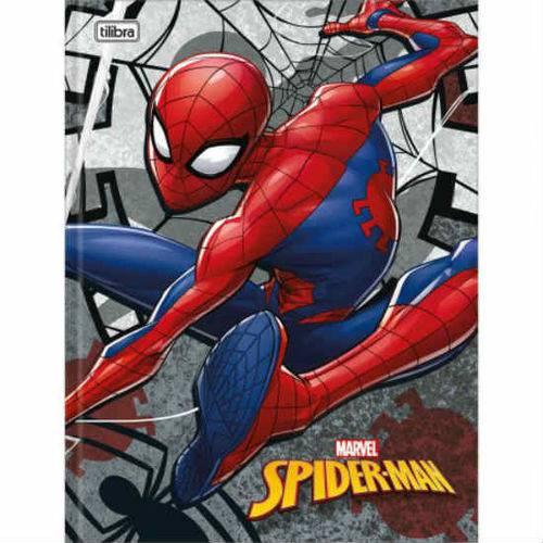 Caderno Brochura C/D 96 Folhas Spider Man Tilibra