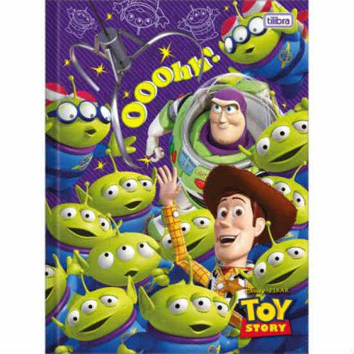 Caderno Brochura C/D 96 Folhas Toy Story Tilibra