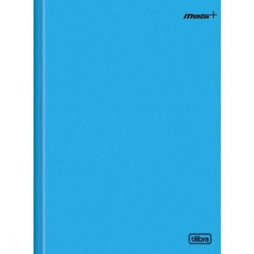 Caderno Brochura Cd Universitário Mais+ Az 96 Folhas Unid - Tilibra