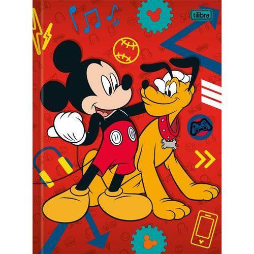 Caderno Brochura Mickey 96 Folhas - Tilibra