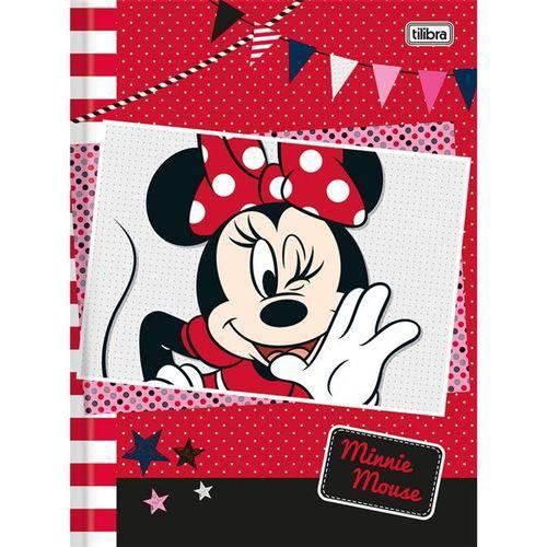Caderno Brochura Minnie 48 Folhas - Tilibra