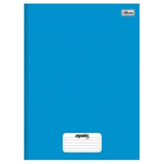 Caderno Brochurão 48f CD 116742 Azul Mais+ Tilibra