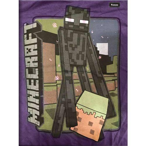 Caderno Brochurao Capa Dura Minecraft 96Fls. Foroni Pct.C/05