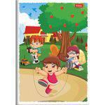 Caderno Brochurao Capa Infantil 80 Folhas