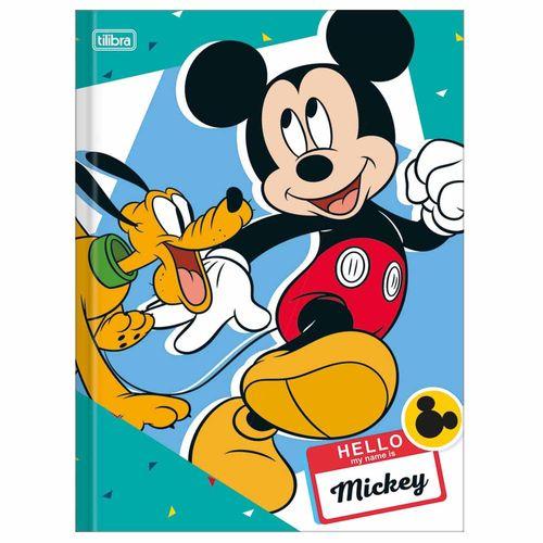 Caderno Brochurão Mickey 96 Folhas Tilibra 240964
