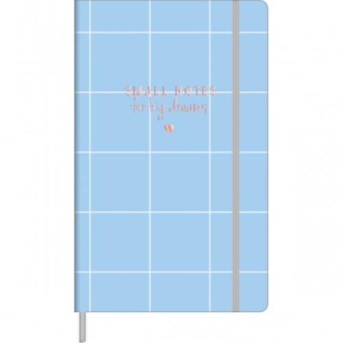 Caderno Costurado Capa Dura G Sem Pauta Soho 80 Folhas