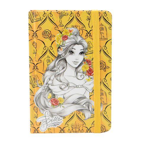 Caderno de Anotações Bela