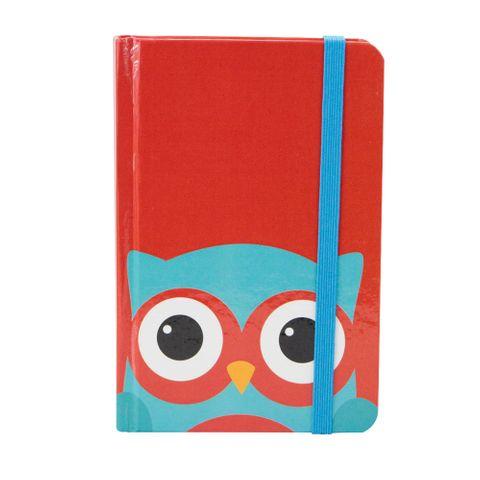 Caderno de Anotações Coruja