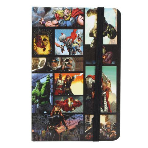 Caderno de Anotações Vingadores