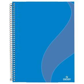 Caderno de Desenho 140 G/m² A-4+ C à Grain Azul com 40 Folhas Canson