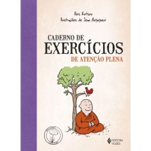 Caderno de Exercicios de Atencao Plena - Vozes