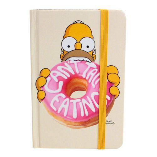 Caderno de Notas Simpsons Homer Rosquinha - Zona Criativa