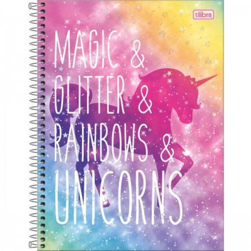 Caderno Espiral 10 MATÉRIAS C D Universitário BLINK 160 F Pct C/04