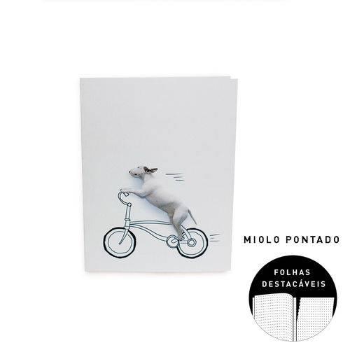 Caderno Flexível G - Jimmy - Bike