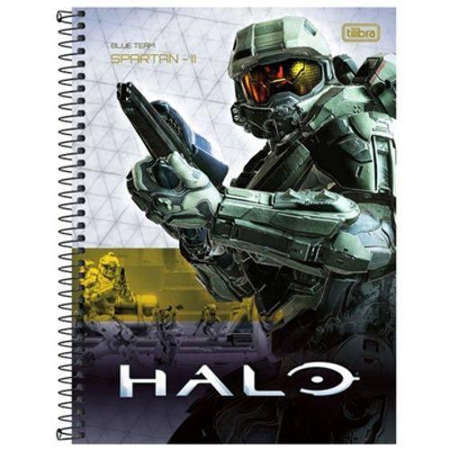 Caderno Halo 96 Folhas 1x1 - Tilibra