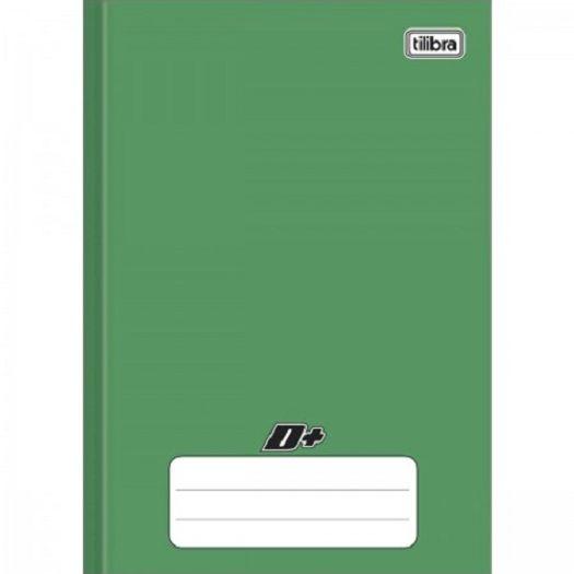 Caderno Linguagem Brochura 48 Folhas Capa Dura 116670 Verde Mais Tilibra