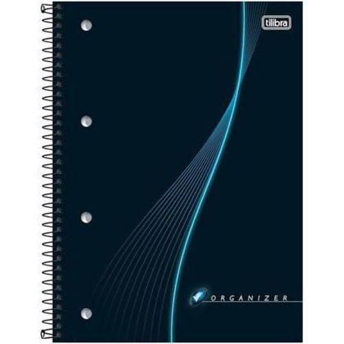 Caderno Organizer 105 Folhas