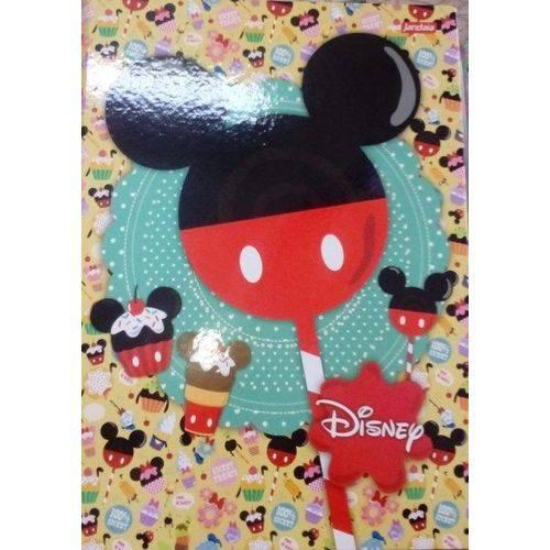 Caderno Universitário 200 Folhas Disney Jandaia