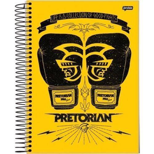 Caderno Universitário 200 Folhas Pretorian