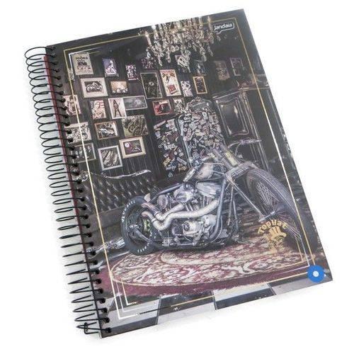 Caderno Universitário 200 Folhas Top Hat