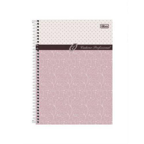 Caderno Universitário 100 Folhas Secretária