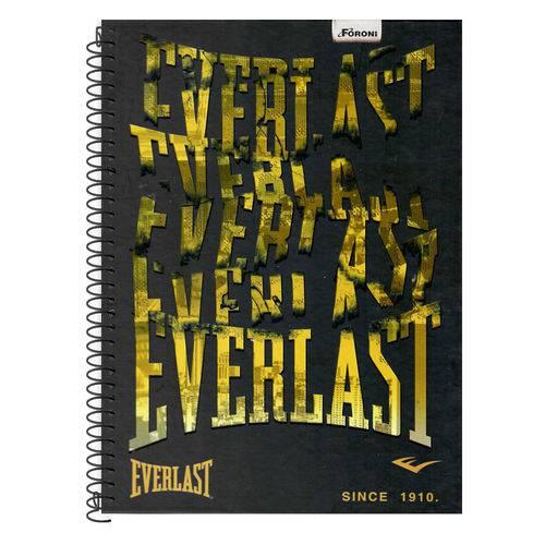 Caderno Universitário 10x1 200 Fls C.D. Foroni - Everlast 5