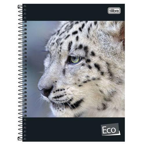 Caderno Universitário 1x1 96 Fls C.D. Tilibra - Eco 5