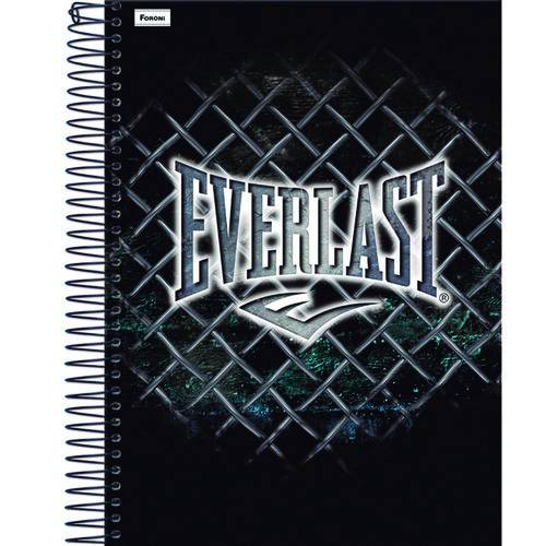 Caderno Universitário 1x1 96 Fls C.D. Foroni - Everlast 5