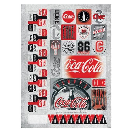 Caderno Universitário 1x1 96 Fls C.D. Jandaia - Coca-Cola 3