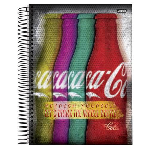 Caderno Universitário 1x1 96 Fls C.D. Jandaia - Coca-Cola 7
