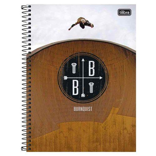 Caderno Universitário Bob Burnquist 10 Matérias Tilibra 997854